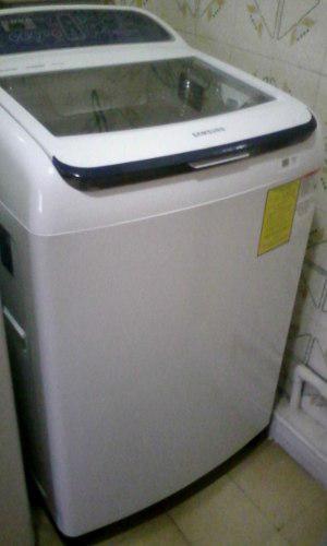 Vendo Lavadora Marca Samsung Automática De 16 Kg Casi Nueva