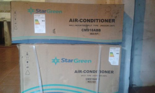 Aire Acondicionado Mini Split  Btu Marca Star Green