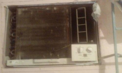 Aire Acondicionado Samsung 24 Mil Btu, Unidad Dañada