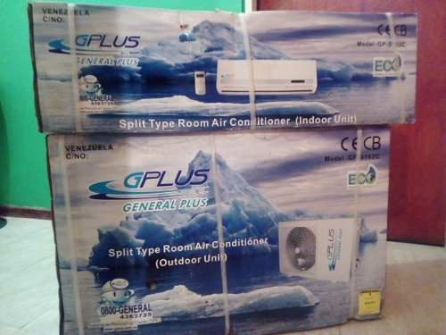 Aire Acondicionado Split  Btu Gplus Nuevo