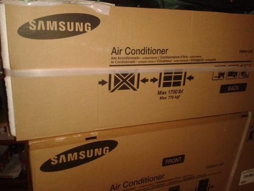 Aire Acondicionado Split btu Samsung Kit De Instalacion