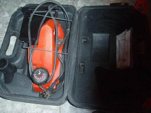 Cepillo Eléctrico Carpintería Black And Decker