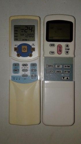 Control Para Aire Acondicionado De 3 A 5 Toneladas