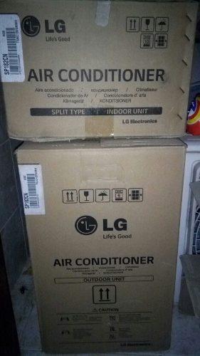 Lg Aire Acondicionado Split Lg  Btu