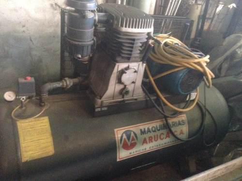 Maquinaria Carpinteria / Compresor De Aire De 10 Hp 500 Lts