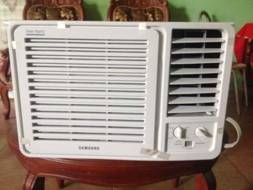 Vendo Aire Acondicionado Samsung De  Btu Tipo Ventana