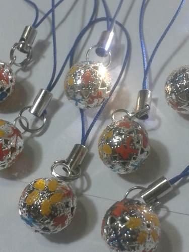 248 Se Vende Mini Llamadores De Angeles Con Baño De Plata.