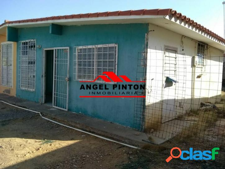 CASA EN VENTA PEDRO MANUEL ARCAYA PUNTO FIJO API 2635
