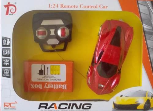 Carro Control Remoto Para Niños Marca Racing