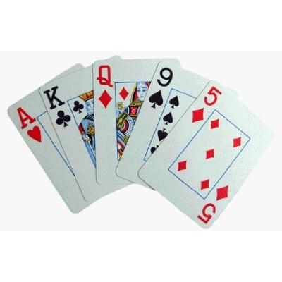 Cartas Poker Barajas Bridge Plasticas Copag Espn Naipes