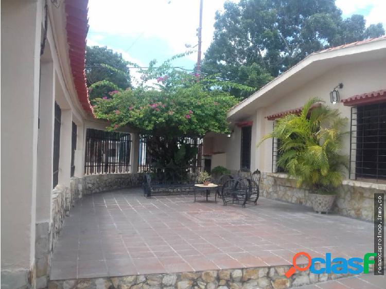 Casa en Urbanización El Morro 1
