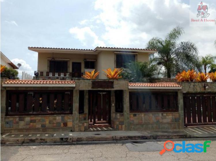 Casa en Venta Prebo III CV 18-11032