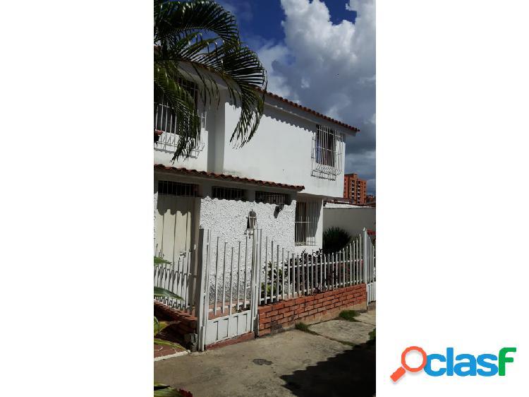 Casa en venta en Barquisimeto este urb cerrada