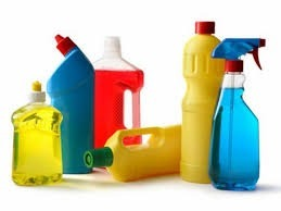 Fórmulas Para Aprender Fabricar Productos De Limpieza