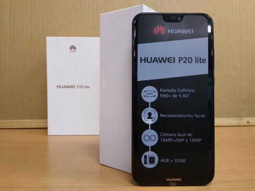 Huawei P20 Lite 32gb * Somos Tienda Física