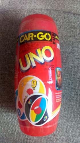 Juego Car Go Uno De Mattel Original