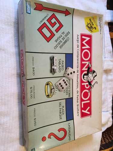 Juego De Monopolio