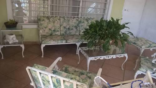 Juego De Muebles De Hierro Para Jardín