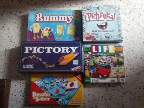 Juegos De Mesa Para Niños Y Adultos