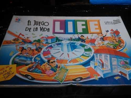 Life Juego De Mesa / Twister Hasbro. Perfecto Estado