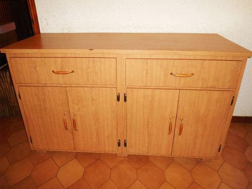 Mueble Ceibo Forrado En Formica