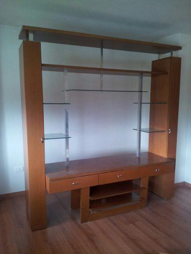 Mueble Para Tv Pantalla Plana Grande