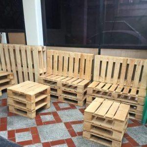 Muebles Con Paletas De Madera