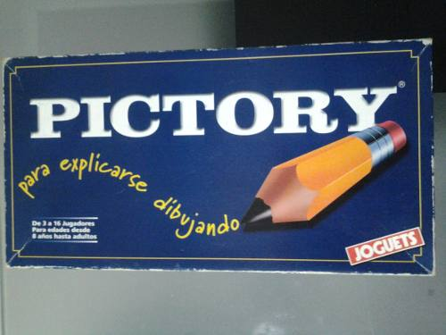 Pictory Juego De Mesa
