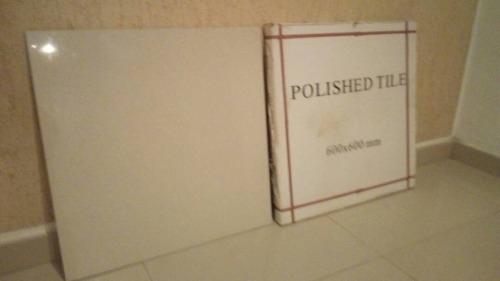 Porcelanato Beige 60x60!! Precio De Oportunidad Por Viaje