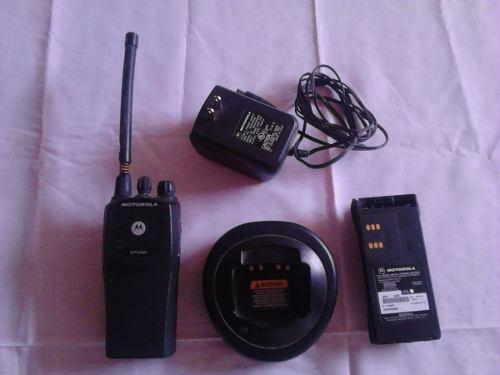 Radio Ep 450 Motorola