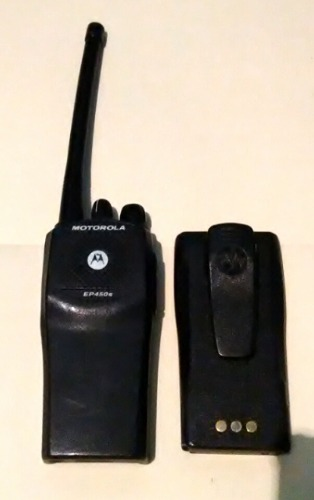Radio Portatil Motorola Ep450s
