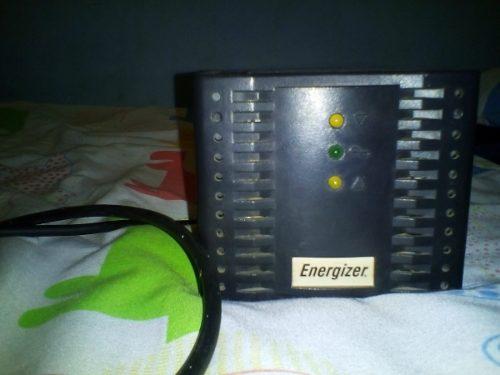 Regulador De Voltaje De Pc, 6 Enchunfes, Marca Energizer