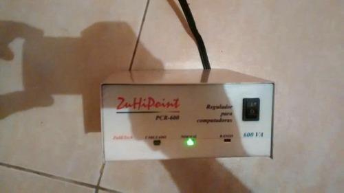 Regulador De Voltaje Para Computadoras Zuhipoint
