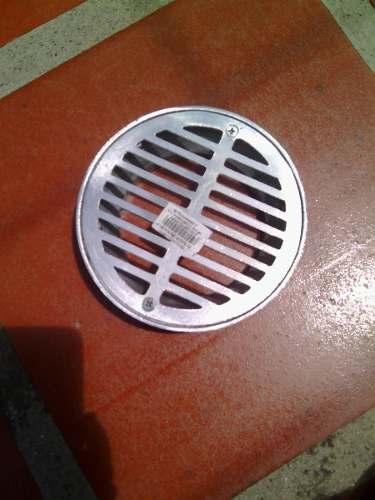 Rejilla De Aluminio De 4 Pulgadas