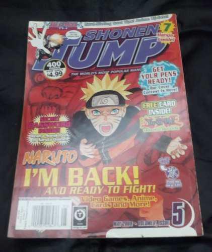 Revista Manga Shonen Jump