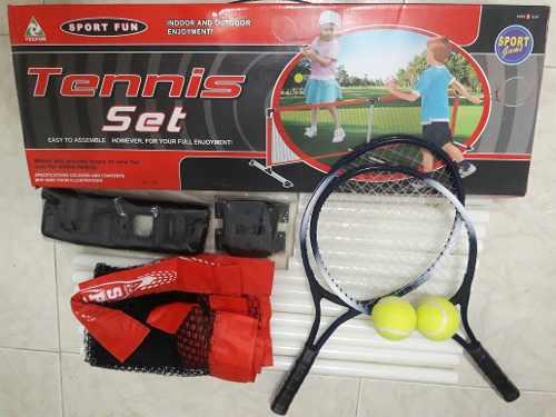 Set De Tenis Para Niños