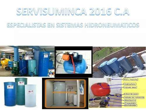Tanque Cilíndricos Incluye Suministro E Instalación
