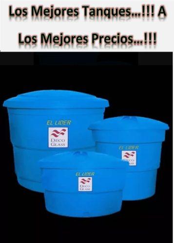Tanque De Agua  Lts / Envios Nacionales