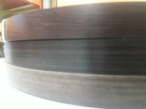 Tapa Canto De Pvc 22mmx0.40mm Cacao, Wengue Claro Y Oscuro