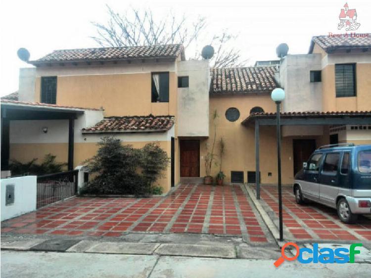Townhouse en Venta El Tazajal CV 18-9823