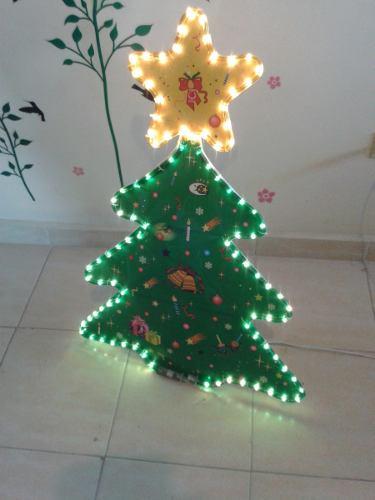 Arbolito De Navidad Luminoso