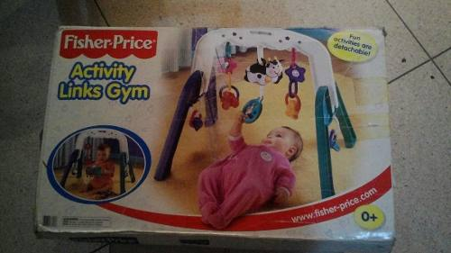 Beby Gym Gimnasio Bebe Fisher Price