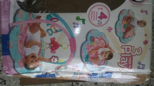 Gimnasio Para Bebes Niña