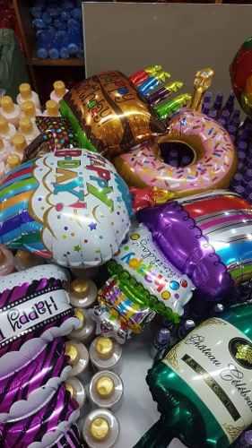 Globos 9 Pulgadas Decoración Arreglos Fiesta Torta Y Mas