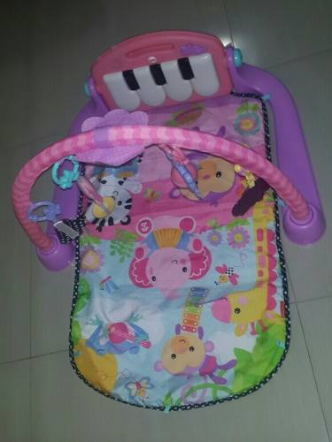Gym Baby Gimnasio Fisher Price Muy Poco Uso. Impecable!