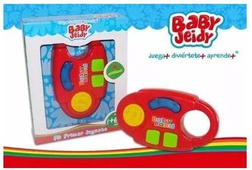 Juguete Didactico Baby Jeidy-fihser Para Niños