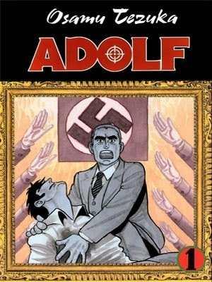 Manga De Adolf Ni Tsugu Formato Digital