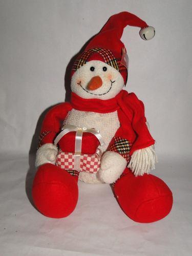 Muñeco De Navidad. Muñeco De Nieve