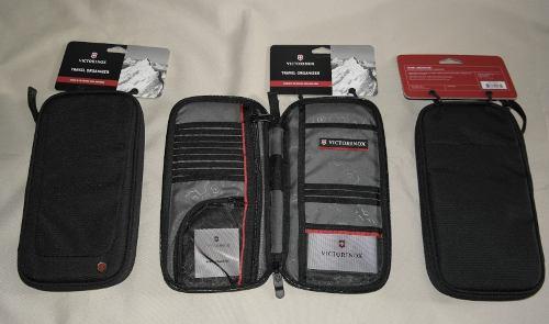 Organizador, Porta Chequera/pasaporte Victorinox