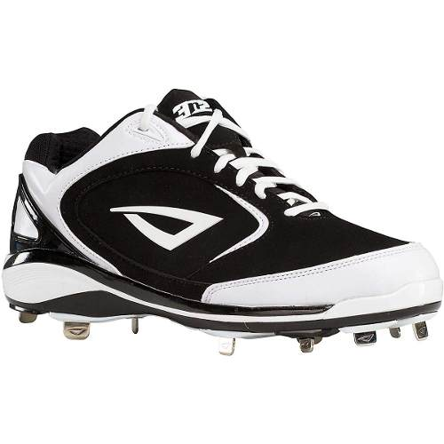 3n2 Men's Pulse + Tpu Baseball And Softball Cleats (negros)